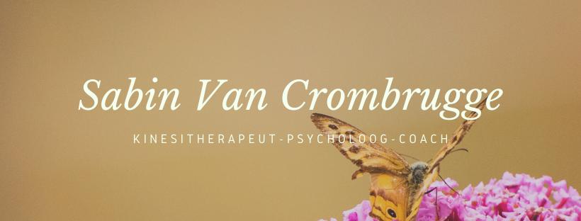 Sabin Van Crombrugge Kinesitherapeut Psycholoog Coach
